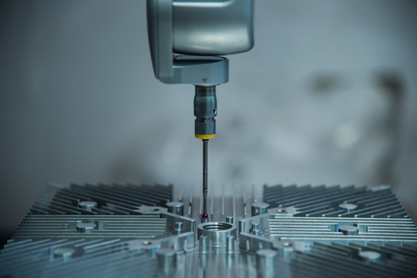 CMM Inspection for Metal Parts