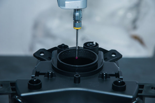 CMM Inspection for Plastic Parts